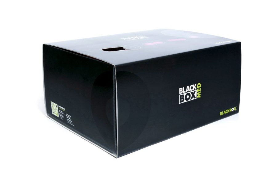 BLACKROLL® BLACKBOX MED SET